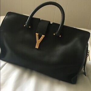 YSL bag with no strap